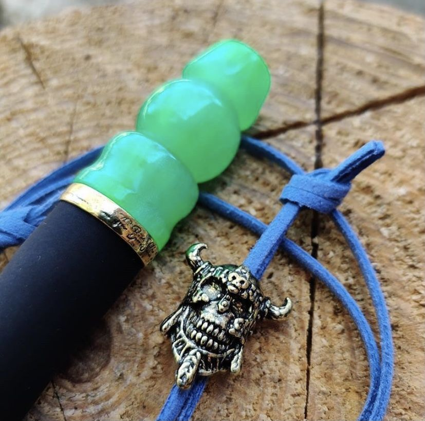 The Bear Shisha & Co Handmade Silicone Mouthpiece Lanyard (Various Colours)